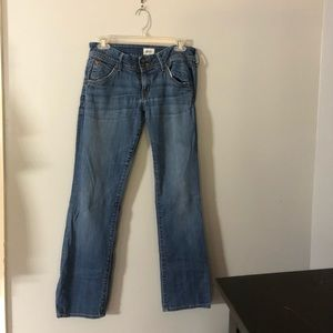 Hudson jeans Beth baby boot jeans 27